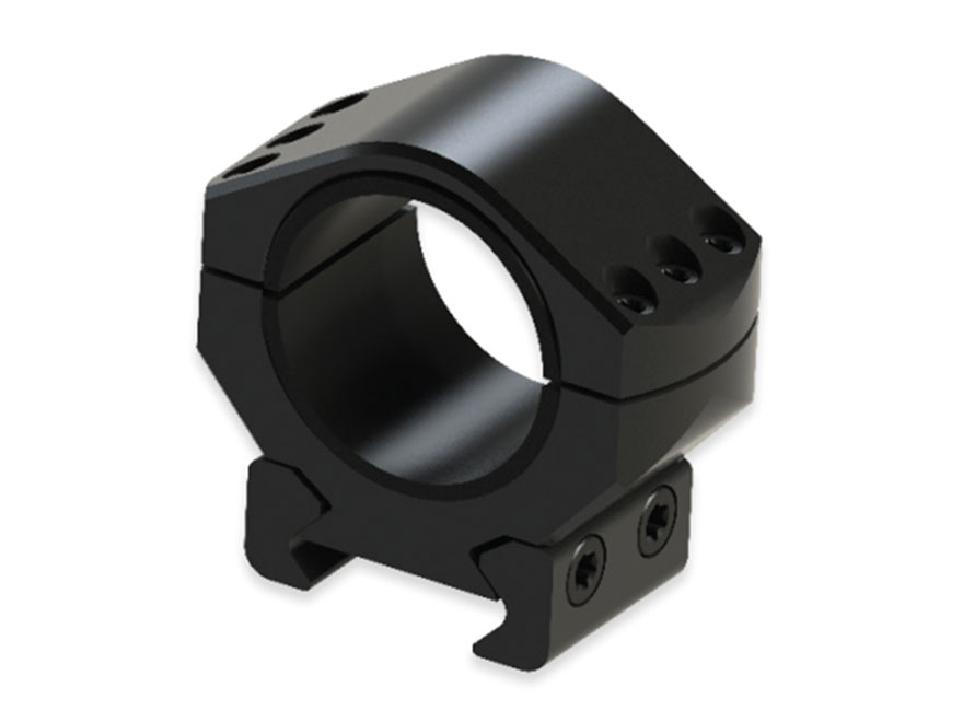 Burris Xtreme Tactical Signature Picatinny-Style Rings Matte