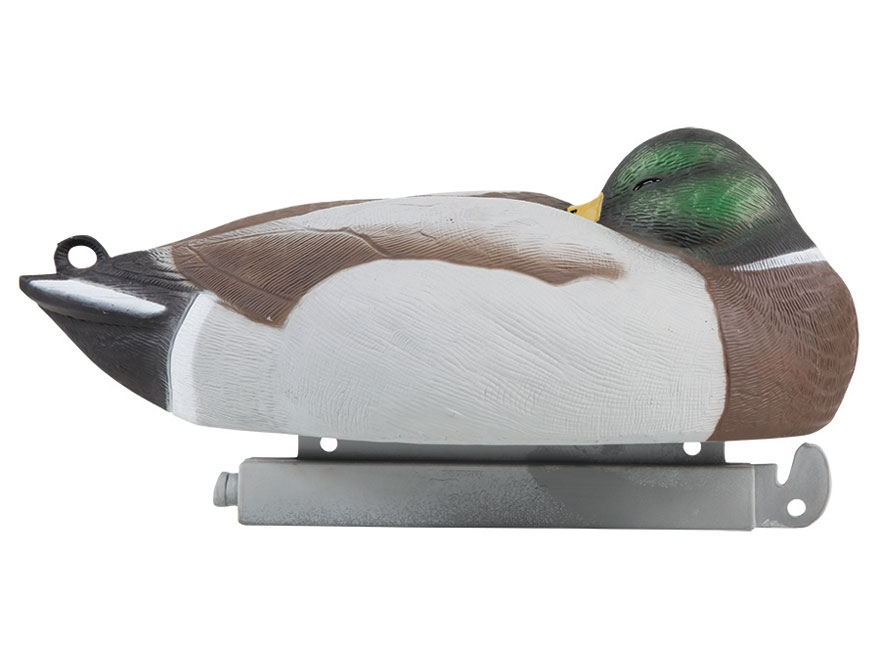 Tanglefree Pro Series Duck Decoy Weighted Keel Mallard Sleeper Duck Decoy Pack of 4