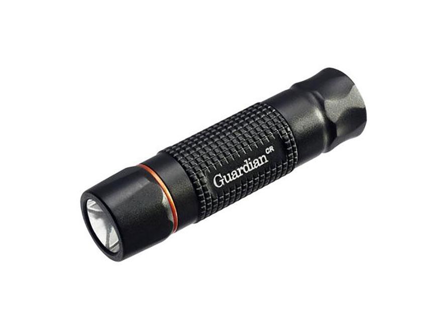 ASP Guardian Flashlight LED with 1 CR123A Battery Aluminum Black