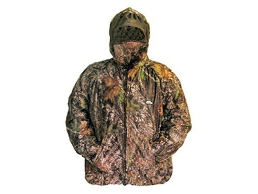 Shannon Men's Scent Control Bug Tamer Plus Parka with Face Shield Polyester