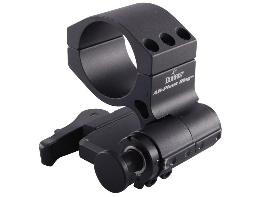 Burris 30mm AR-QD Tripler Pivot Mount Extra-High Matte