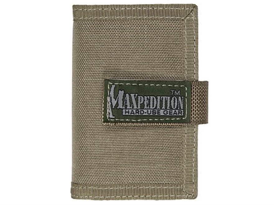 Maxpedition Urban Wallet Nylon Khaki