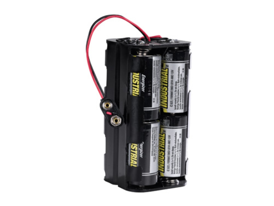 On Time Game Game Feeder C-Cell Battery Pack