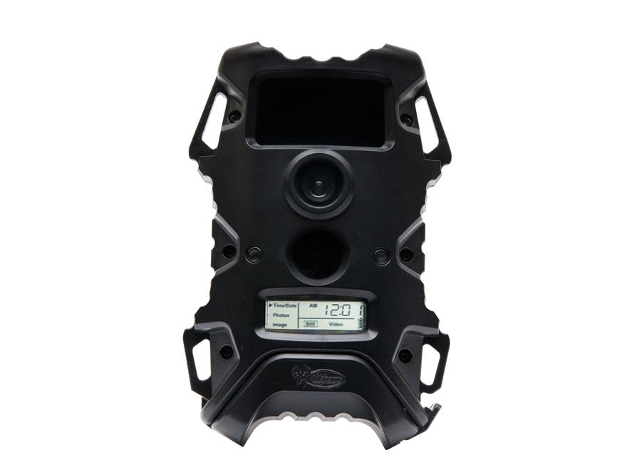 Wildgame Innovations Terra 8 Lightsout Black Flash Infrared Game Camera 8 Megapixel Black