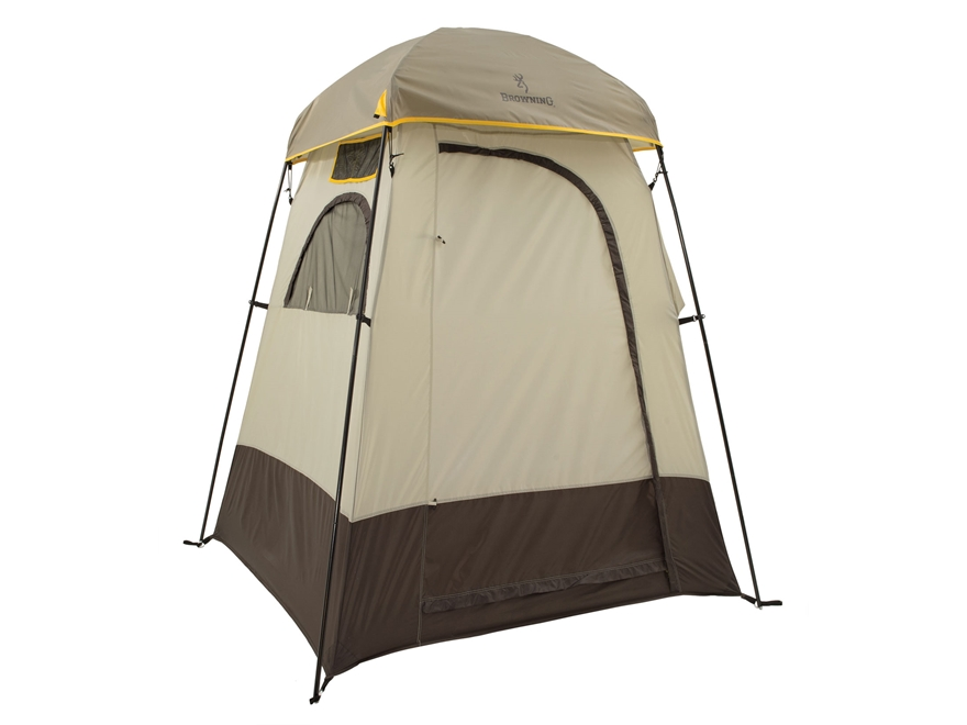 Browning Privacy Shelter Polyester Tan and Brown