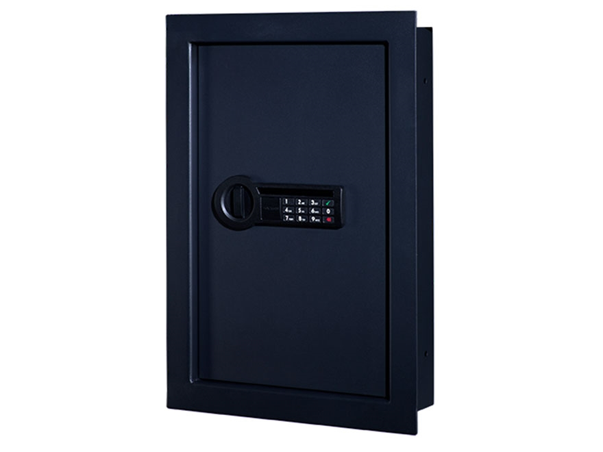 Stack-On Strong Box In-Wall Safe with Electronic Lock