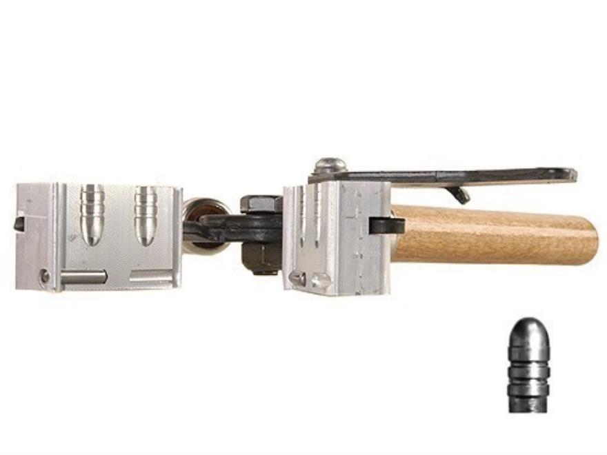 Lee 2-Cavity Bullet Mold C309-120-R 30 Caliber (309 Diameter) 120 Grain 1 Ogive Radius ...