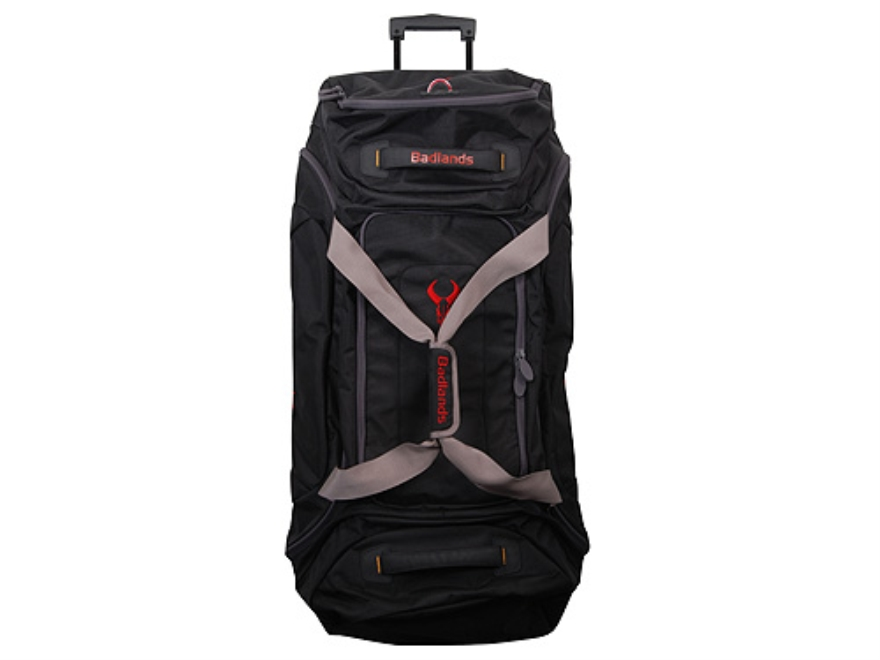 Badlands Rapid Transit Duffel Bag Nyon Black