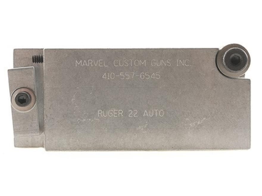 Marvel Custom Ruger Semi-Auto Sear Fixture