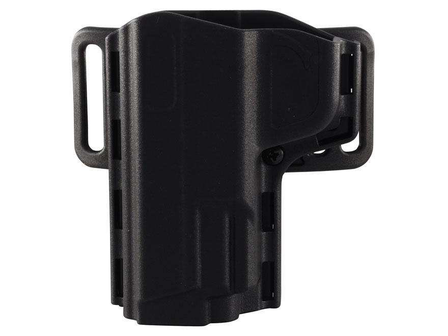 Uncle Mike's Reflex IRT Holster Glock 17, 19, 22, 23, 26, 27, 33, 34, 35 Polymer Black