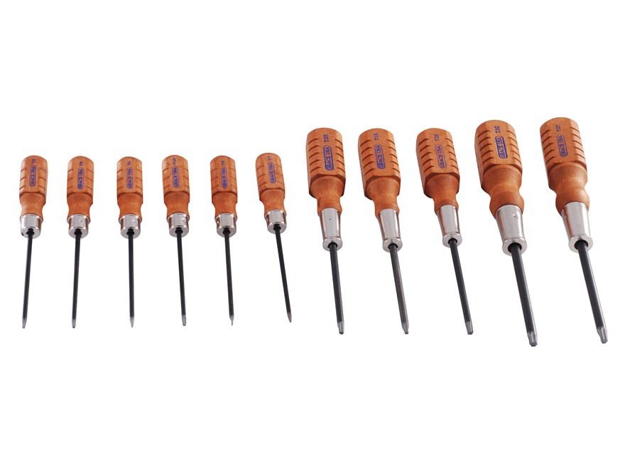 Grace USA 11-Piece Torx Head Screwdriver Set