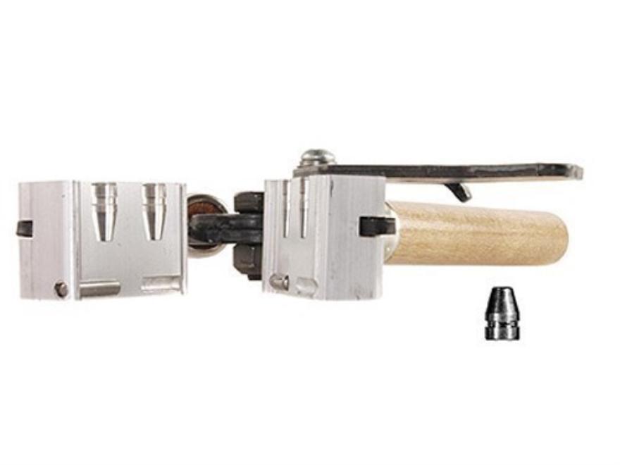 Lee 2-Cavity Bullet Mold 356-120-TC 9mm Luger, 38 Super, 380 ACP (356 Diameter) 120 Gra...