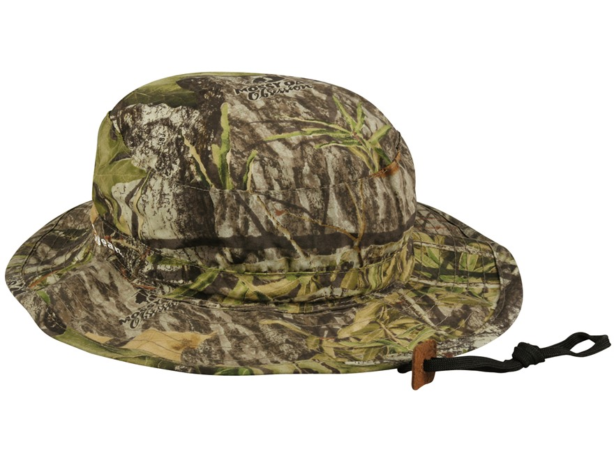 Outdoor Cap Gore-Tex Waterproof Boonie Hat Nylon Mossy Oak Obsession Camo