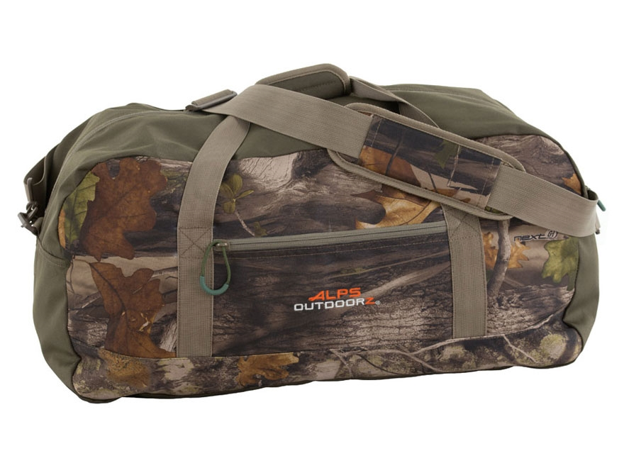 "ALPS Outdoorz Trilogy XL Duffel Bag Nylon Next G1 Camo 36"" x 16"" x 18"""