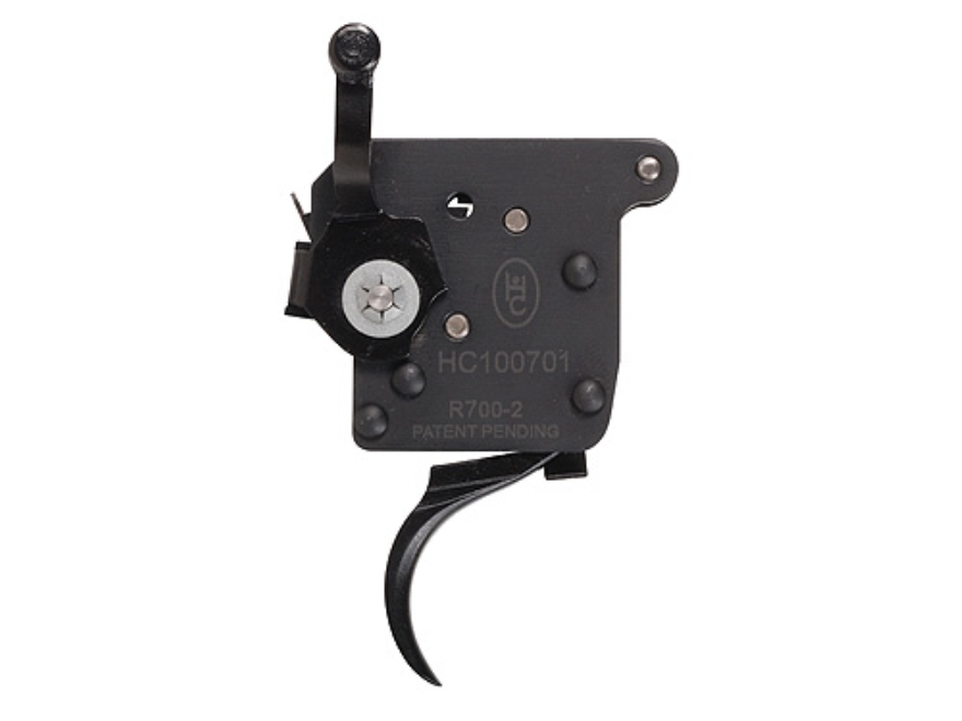 Huber Concepts Tactical 2# Rifle Trigger Remington 700 with Right Hand Safety 1 lb to 2...