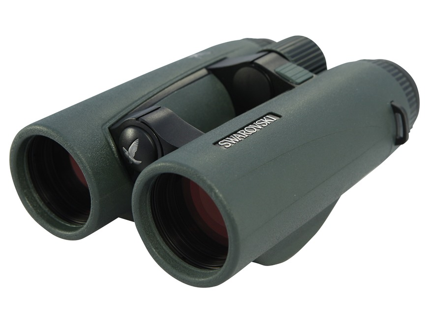 Swarovski EL Range Laser Rangefinding Binocular 10x 42mm Roof Prism Armored Green