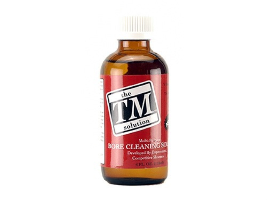 The TM Solution Bore Cleaning Solvent 4 oz Liquid