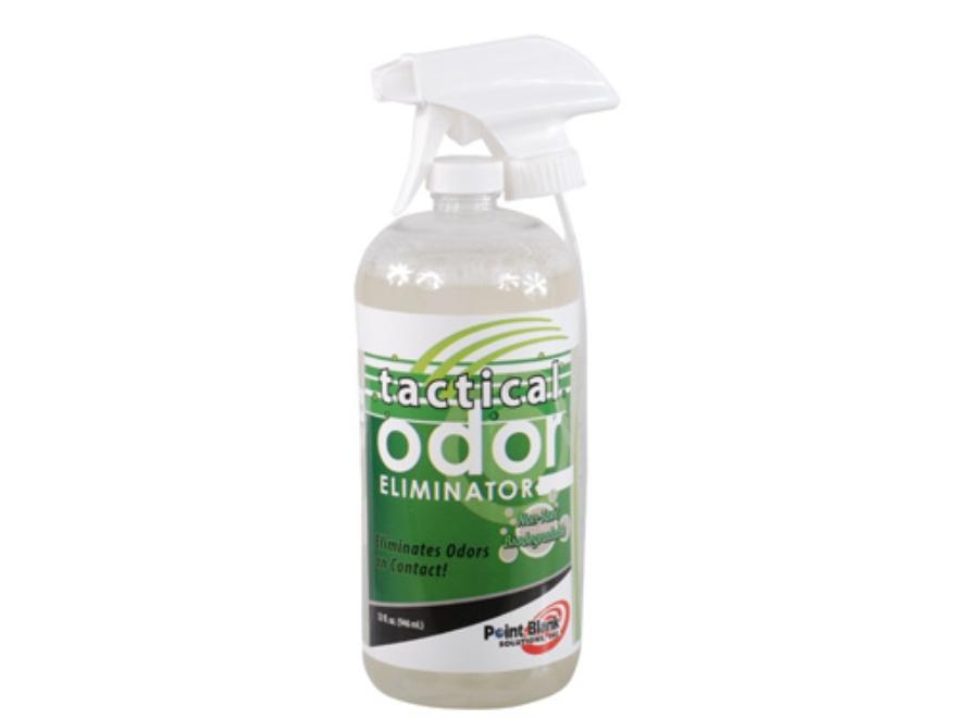 Point Blank Tactical Odor Eliminator Spray Liquid 32 oz