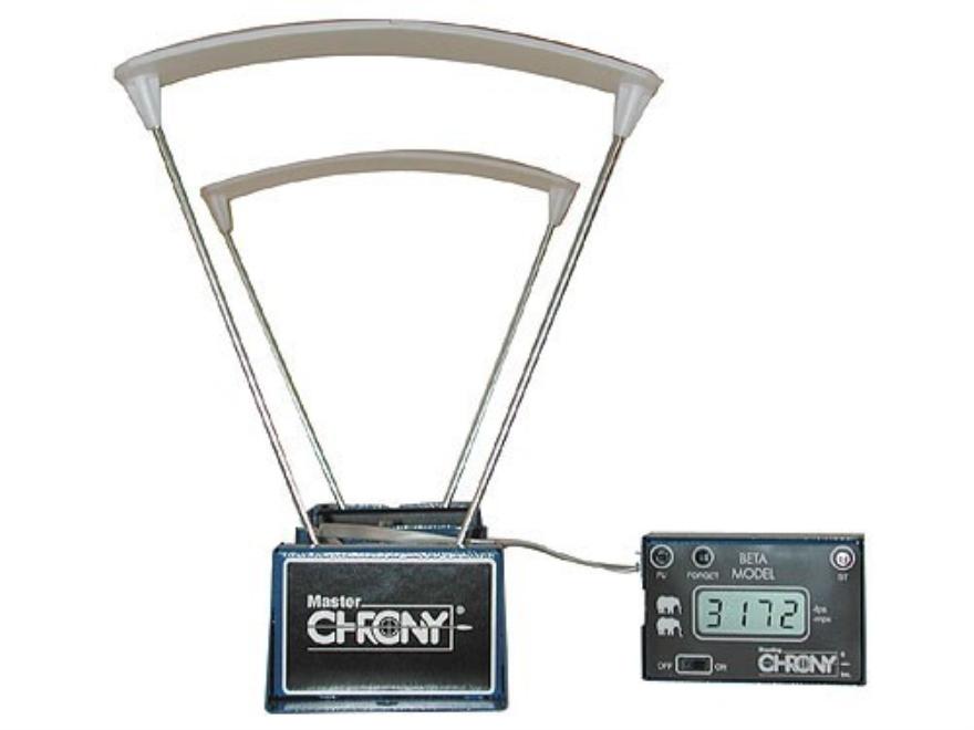 Shooting Chrony Beta Master Chronograph