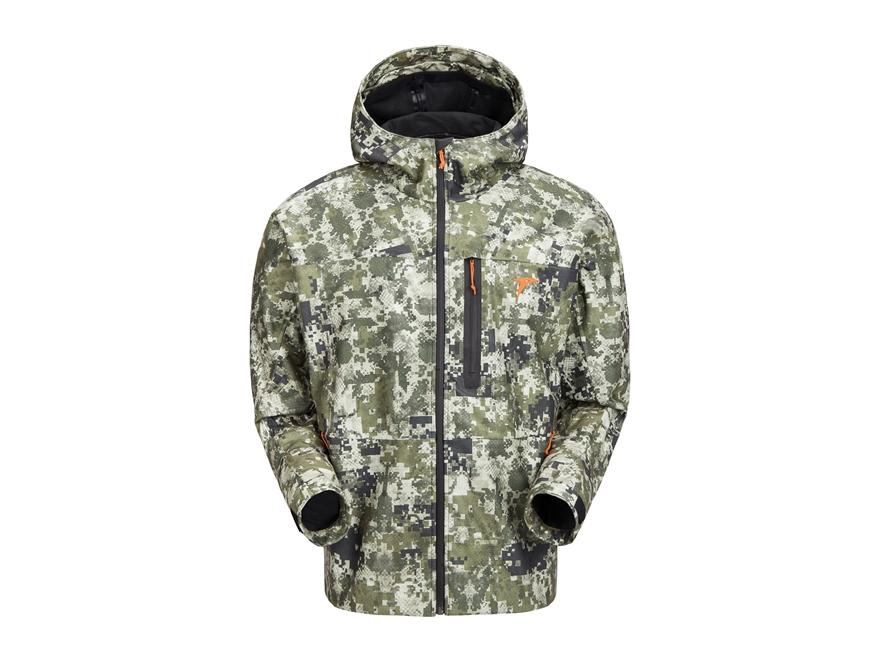 Plythal Men's Monsoon 2.0 Waterproof Rain Jacket Polyester