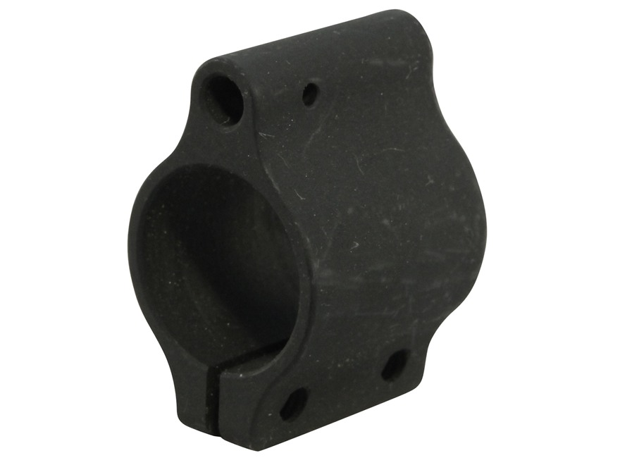 "Daniel Defense Low Profile Gas Block Clamp-On AR-15, LR-308 Standard Barrel .750"" Insid..."