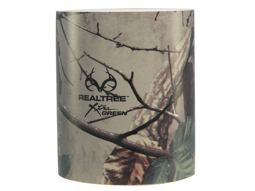 H.S. Strut No Mar Gun/Bow Tape Vinyl Realtree Xtra Green Camo