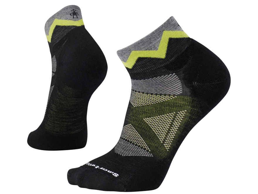 Smartwool Men's PhD Outdoor Approach Mini Socks Merino Wool/Nylon