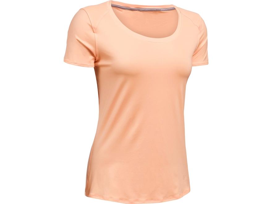 Under Armour Women's UA Sunblock T-Shirt Short Sleeve Polyester