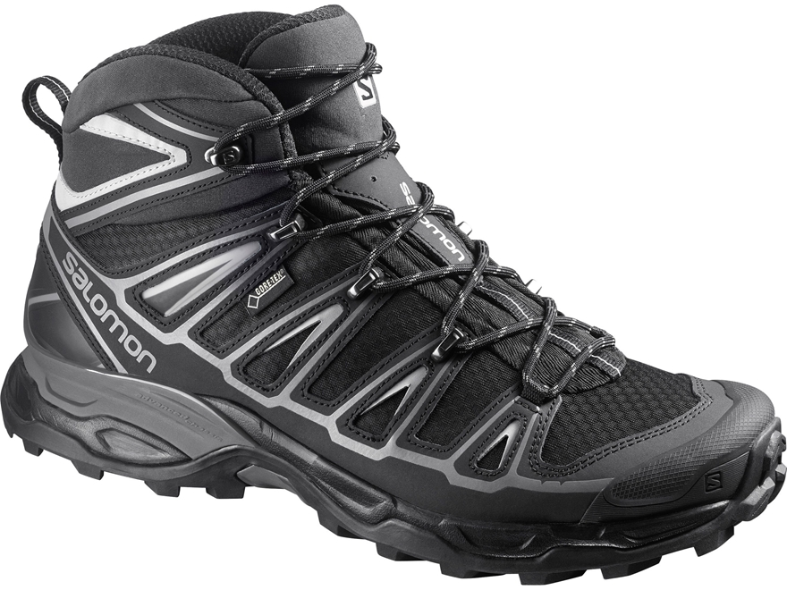 "Salomon X Ultra Mid 2 GTX 6"" Hiking Boots Synthetic Men's"