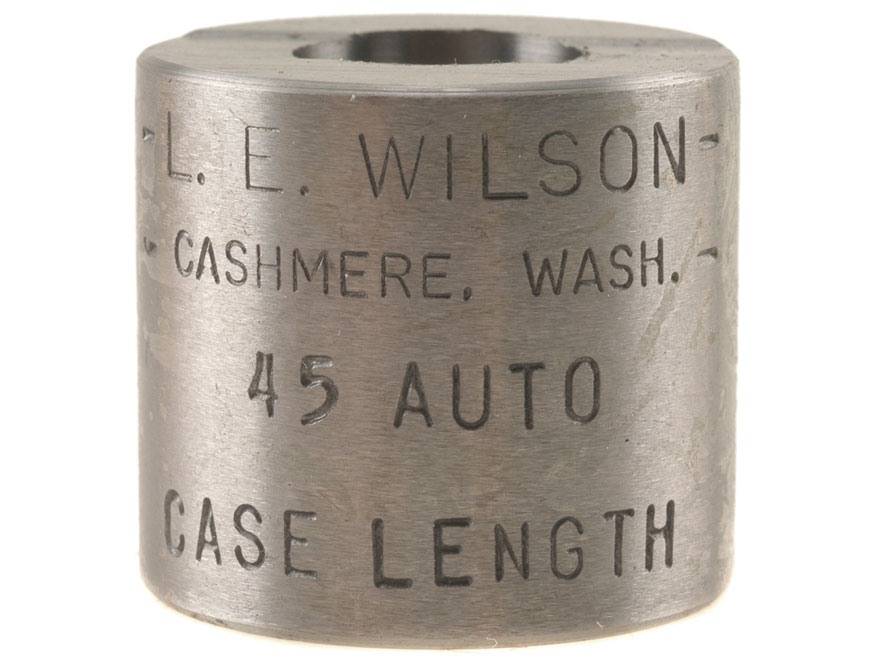 L.E. Wilson Case Length Gauge 45 ACP