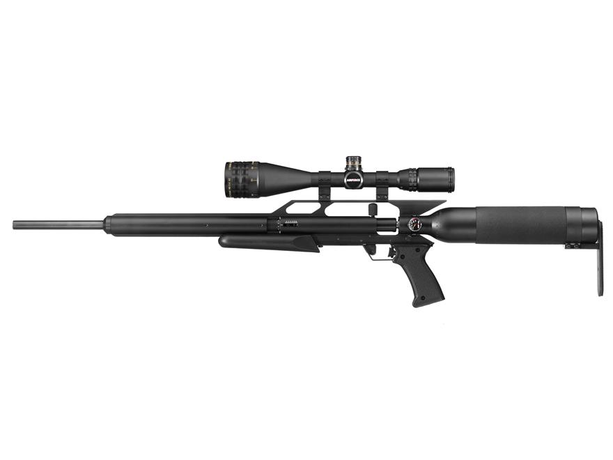 Airforce Condor PCP Air Rifle 177 Caliber Pellet Black Synthetic Stock Matte Barrel wit...