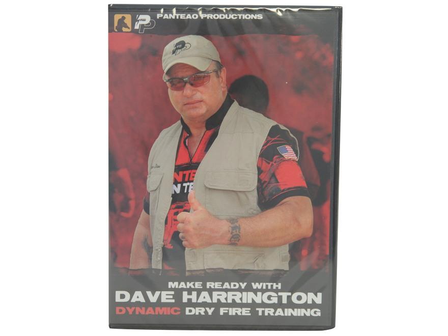 "Panteao ""Make Ready with Dave Harrington:  Dynamic Dry Fire Training"" DVD"