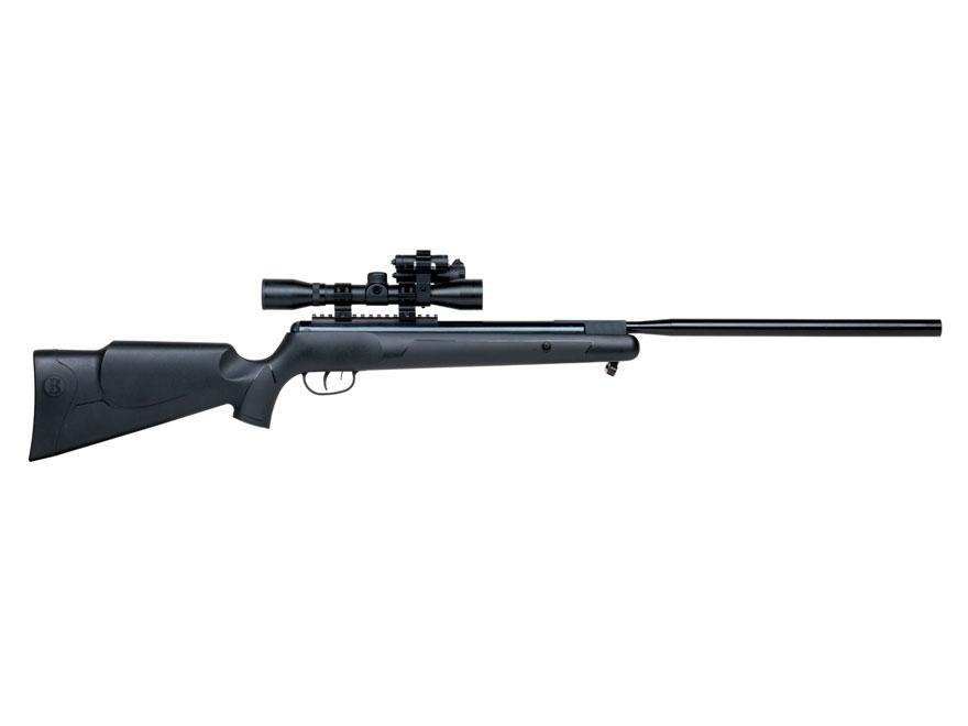 Benjamin Varmint Power Pack Nitro Piston Break Barrel Air Rifle 22 Caliber Black Synthe...