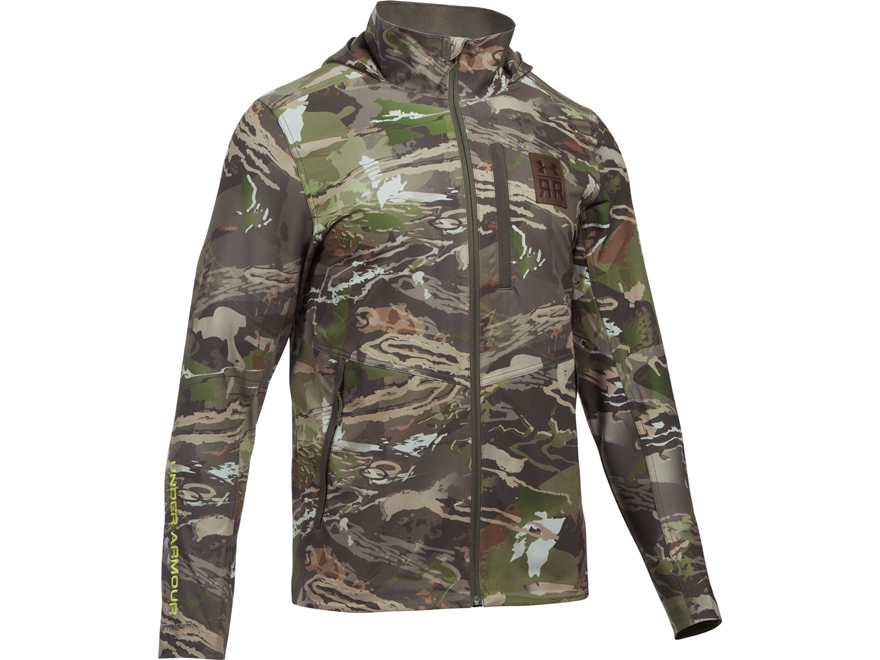 Under Armour Men's UA Ridge Reaper Early Season Scent Control Jacket Polyester