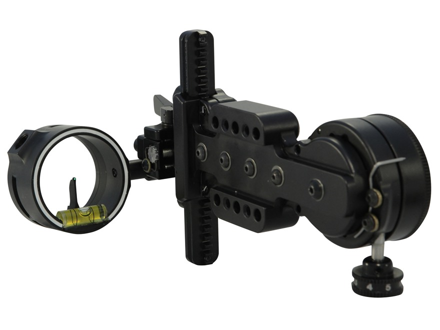 "Spot-Hogg Wrapped Boss Hogg 1-Pin Bow Sight .019"" Pin Diameter Small Guard Right Hand A..."
