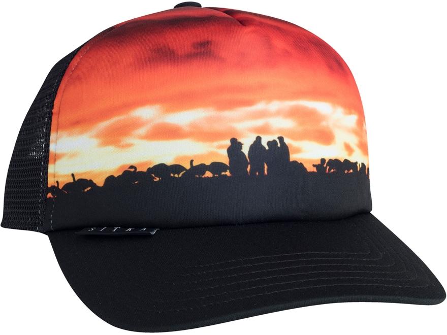 Sitka Gear Landscape Trucker Hat Polyester