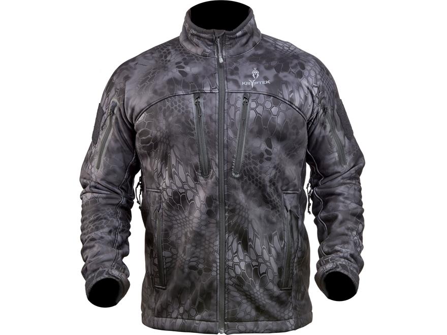 Kryptek Men's Cadog Softshell Jacket Polyester