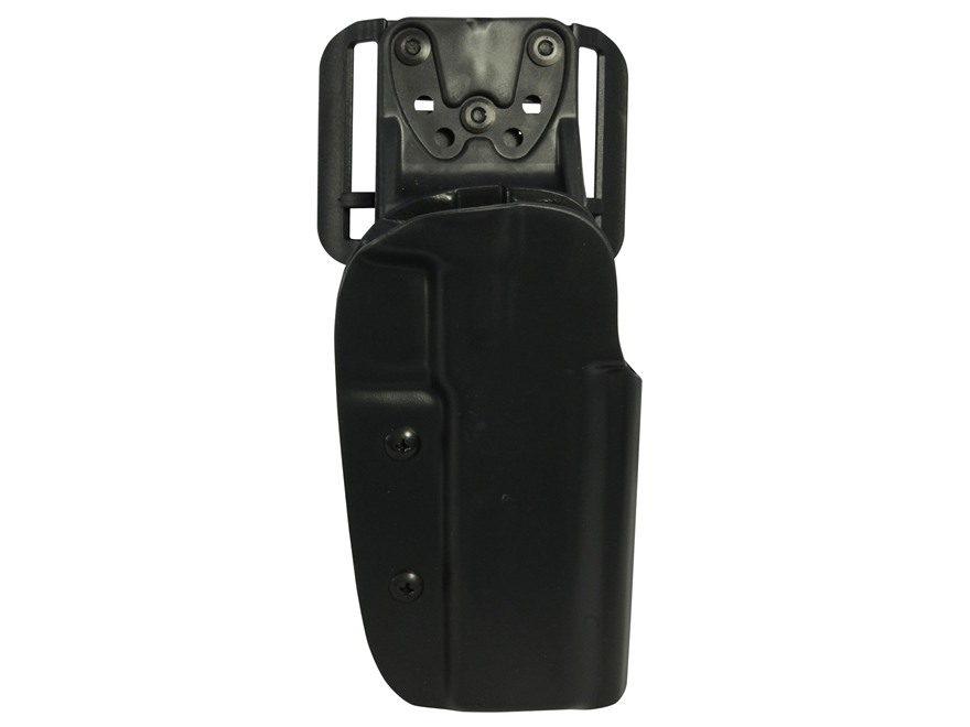 Blade-Tech DOH Dropped and Offset Holster Right Hand STI Edge ASR Loop Kydex Black