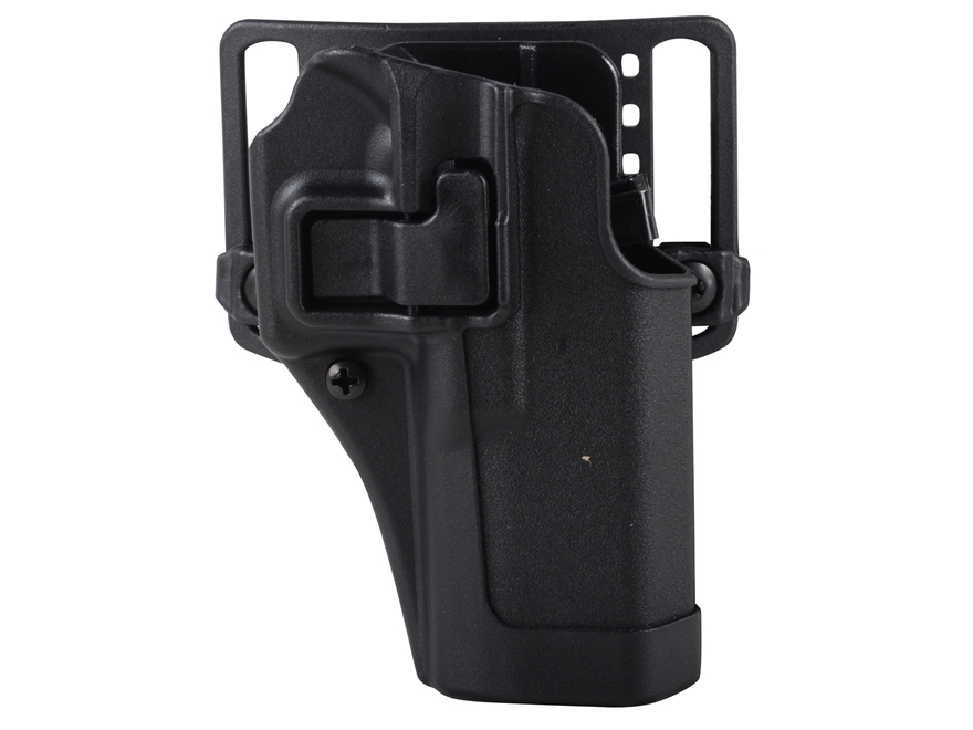 BLACKHAWK! CQC Serpa Holster Right Hand 1911 Commander with or without Rail Polymer Car...