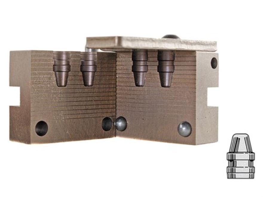 Saeco Bullet Mold #924 9mm (356 Diameter) 124 Grain Semi-Wadcutter Gas Check