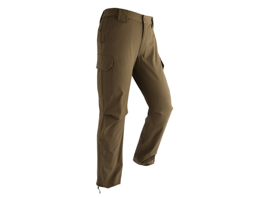 Wild Things Tactical Lightweight Soft Shell Pants Coyote Large