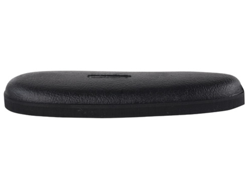 """Pachmayr 752B Old English Recoil Pad Grind to Fit Leather Texture .6"""" Thick"""