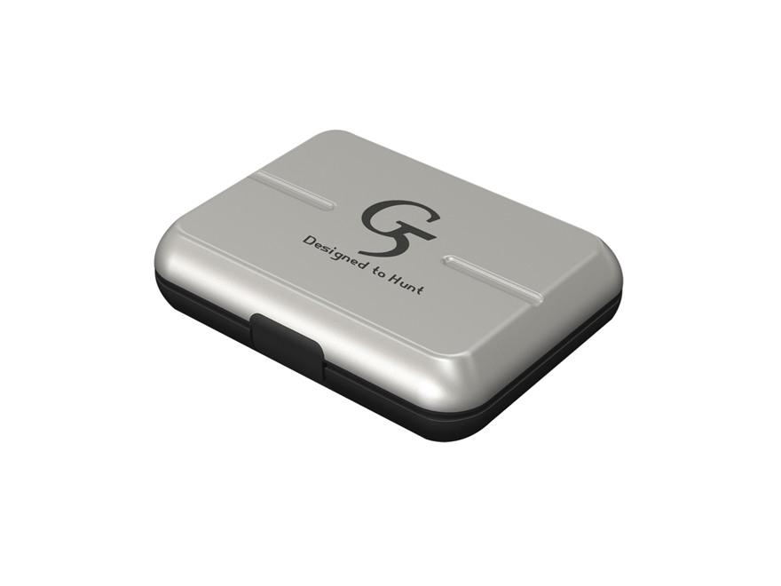 G5 Vault Broadhead Case Polymer
