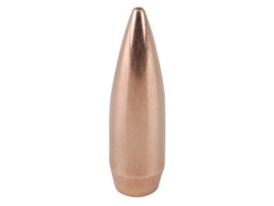 Sierra MatchKing Bullets 30 Caliber (308 Diameter) 135 Grain Hollow Point Boat Tail