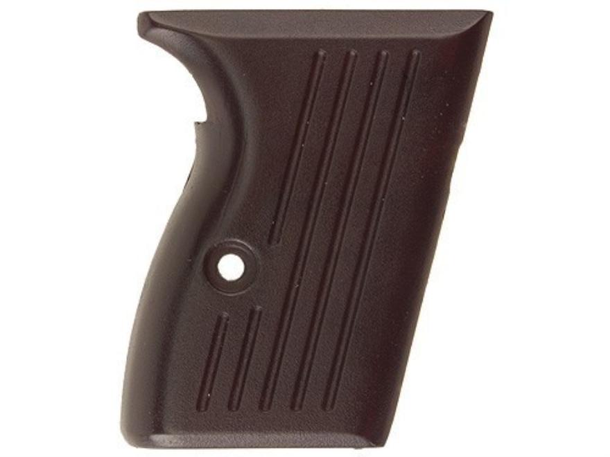 Vintage Gun Grips Detonics Galante 9mm Luger Polymer Black