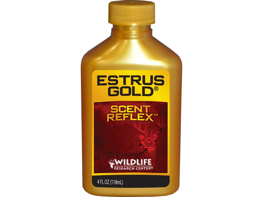 Wildlife Research Center Estrus Gold Deer Scent Liquid