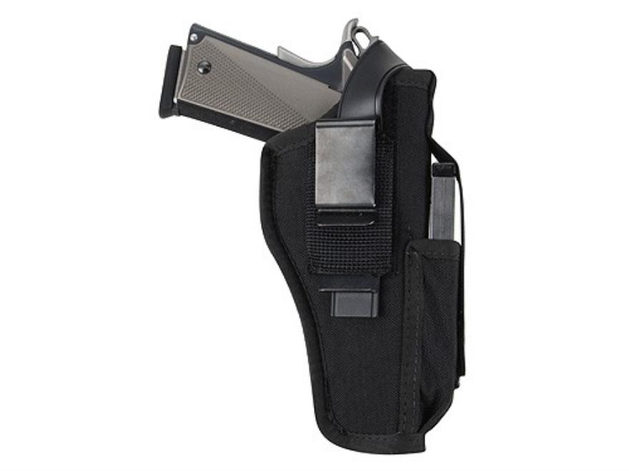 BLACKHAWK! Ambidextrous Multi-Use Holster with Magazine Pouch Medium, Large Frame Semi-...