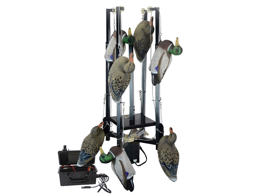 Higdon Duck Dunker Portable Motion Duck Decoy Kit