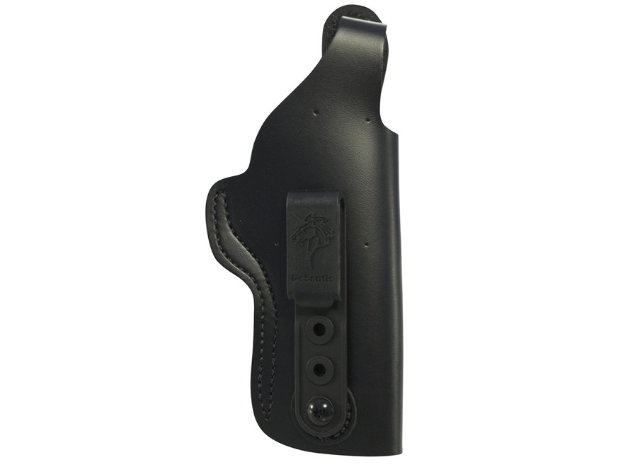 DeSantis Dual Carry II Inside/Outside the Waistband Holster Right Hand 1911 Government ...