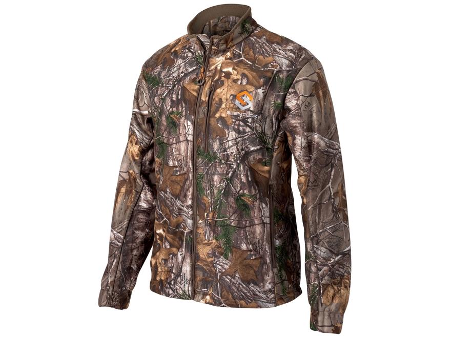 Scent-Lok Full Season Velocity Jacket Polyester